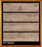 Mattonelle di pavimento di ceramica delle mattonelle di legno impermeabili di sguardo per le mattonelle di pavimento