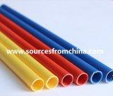 Conduit de câblage électrique de PVC de plastique