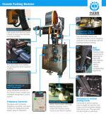 Maquinaria automática para productos granulados con plástico Bag-Making, sellado