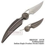 Напольная складывая ручка мотоцикла ножа ножей звероловства ножа ся