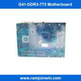 デュアル・チャネルDIMM SATA IDE G41のマザーボードLGA771 DDR3