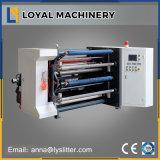Venda a quente máquina de corte longitudinal de Alta Velocidade para filmes