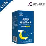GMP de Capsules van Softgel van de Lecithine van de Vitamine B6