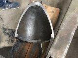 Vérin de la Filature de métal de l'équipement transparente