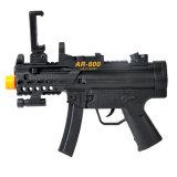 2017 heißestes AR schießen Plastikar-Spiel-Spielzeug-Gewehr mit Spielen des Schießen-3D mit Bluetooth für Telefon