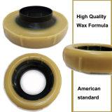 Les raccords d'installation de placard de l'eau accessoires de toilette avec anneau de cire flexible à eau
