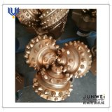Neuer 9 des 7/8 Zoll-IADC537 dreikegeliger Bohrmeißel Hartmetall-TCI/Öl-Bohrgerät-Kopf