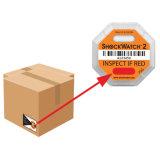 Shockwatch de Volgende Etiketten Wereldwijd van de Logistiek van de Schok van 2 G