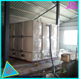 La contaminación no personalizada SMC FRP GRP tanque de almacenamiento de agua de calidad alimentaria