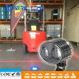 luz de señal de la carretilla elevadora de 10-60V 10W LED para la carretilla elevadora de los cargadores