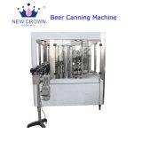 Nuevo diseño automático de plástico de botellas de PET de cerveza con tapa de rosca Máquina de Llenado