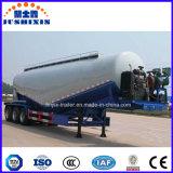 Material de pó de baixa densidade trailer do tanque de transporte