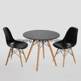 Mesa de madera MDF exterior/ Eames mesa de comedor