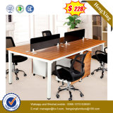 Mesa de reuniones de la conferencia de los muebles del sitio de trabajo de la oficina de 4 asientos (UL-MFC229)