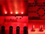 Fabrik-Verkauf! 108pcsx 3W RGBW LED bewegliche Hauptwäsche-Beleuchtung des wäsche-Licht-/Summen-Stadiums-LED