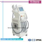 4 in 1 Machine van de Verwijdering van de Tatoegering van Elight van de Laser van rf IPL