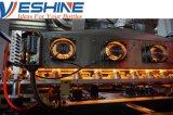 De gebruikersvriendelijke Semi Automatische Blazende Machine van de Fles van het Huisdier van het Mineraalwater