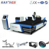 20 лет истории автомата для резки лазера волокна Hans GS оборудованного с источником лазера 2000W Ipg