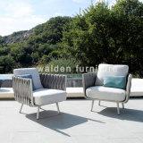 Walden 신제품 정원은 의자 고정되는 알루미늄 발코니 단 하나 라운지용 의자를 땋았다