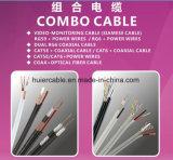 Kabel Fabrik-Preis CCTV-Rg59 mit Energien-Drähten