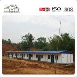 Varios nueva venta caliente solo la hoja de acero Hangzhou Casa prefabricados