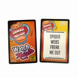 Los fabricantes tarjeta personalizada de la familia de juego juego de tablero Imprimir