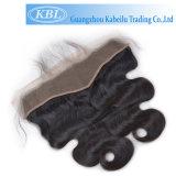 Вспомогательное оборудование прямых волос бразильского шнурка 13*3 прифронтовое
