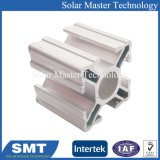 Serie 6000 de aluminio anodizado perfil decorativo