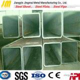 Pijp van het Staal van de Koolstof van de kleine en Grote Diameter ERW de Vierkante voor het Gebruik van de Structuur