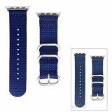 Cinghia tessuta nylon del cinturino di NATO per la fascia di Iwatch