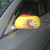 スペインの国旗車ミラーカバー(B-NF11F14013)