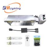 Heller der Birnen-wachsen Vorschaltgerät 2*315 Aluminiumreflektor-keramisches Metalldes halogenid-630 CMH Digital