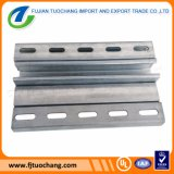 Стойки швеллерного сечения гальванизированные Q195 стальные