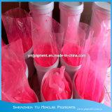 Pó de pigmento fluorescente base água para as tintas de impressão