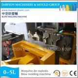 Bouteille à lait automatique de HDPE de machine de soufflage de corps creux d'extrusion