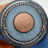 33kv Cu/XLPE/SCF/sta/PVC 1 X 400 mm2 blindé câble souterrain