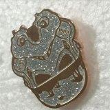 きらめきの装身具のための点滅の金属のPin&のブローチ