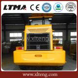 Caricatore cinese della parte frontale caricatore della rotella da 3.5 tonnellate