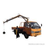 3.2 tonne grue montés sur camion de flèche articulée