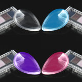 Éponge de produit de beauté de silicones de feuilleté de poudre de renivellement