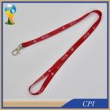 10 mm Deporte poliéster dominante del acollador de la cuerda de seguridad Rojo