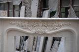 Camino di pietra Mfp-024 del camino del marmo del camino del fiore