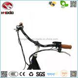 Fabricação Atacado 250W Electric City Bike LED Display Road Bicicleta En15194 E-Bike pedal veículo para venda