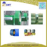 Espulsore di plastica di funzionamento facile per polipropilene verde che lega la macchina della fascia