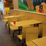 (SP-CS357) 판매를 위해 식사하는 음식 백화점 가구 테이블과 의자
