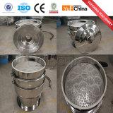 Tamiz vibratorio rotatorio vibrante de la categoría alimenticia de la máquina/del tamiz de la alta calidad