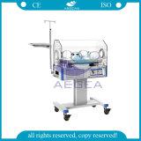 Incubateur d'enfant en bas âge de bébé de matériel d'hôpital d'AG-Iir001A