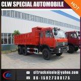 20ton camion à benne basculante bon marché moyen de tombereau de la capacité 210HP
