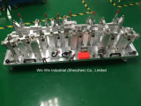 De automobiel Binnenlandse Plastic het Vormen van de Injectie Maat van de Inspectie van Delen