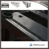 Armature en aluminium de Thomas d'armature de grand dos de boulon de qualité